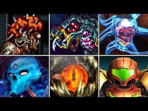 Evolution of Final Boss Fights in Metroid (1986 - 2017) - UCa4I_j0G2xQNhvj_UMQahmQ