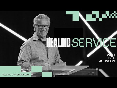Healing Service  Hillsong Conference Sydney 2019