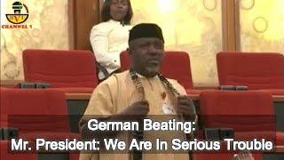 German Beating: A Warning Signal To Nigerian Political Class