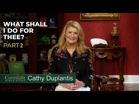 Voice of the Covenant Bible Study, January 2021 Week 2  Cathy Duplantis