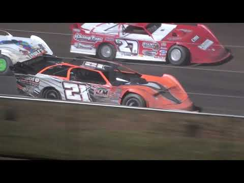 Legendary Late Model Feature  Friday - Cedar Lake Speedway 09/17/2020 - dirt track racing video image
