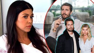 Scott Disick made Kourtney Kardashian disgusted when he wanted her to be 'good' to Sofia Richie