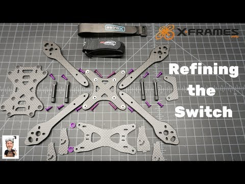 """The New SonicX Frame from FPVDirect and AstroX """"Frame Build"""" - UCGqO79grPPEEyHGhEQQzYrw"""