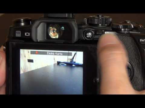 Videorecenze Olympus OM-D E-M1 tělo