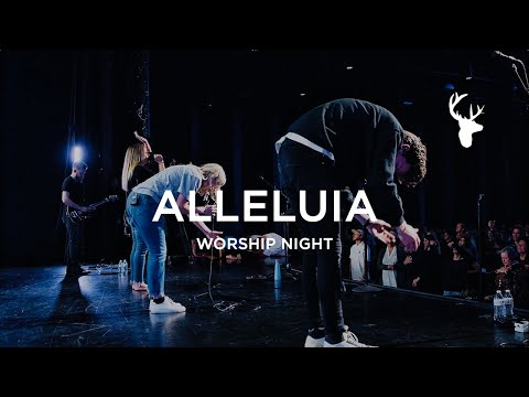 Emmy Rose - Alleluia (Spontaneous - Open the scroll)  Worship Night