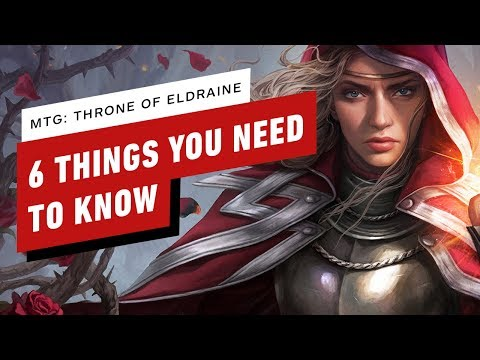 MTG: 6 Things You Need to Know About Throne of Eldraine - UCKy1dAqELo0zrOtPkf0eTMw
