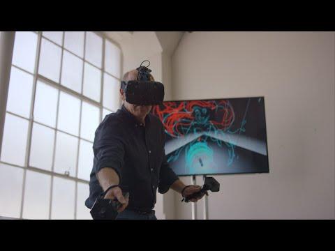 HTC Vive | Glen Keane – Step into the Page - UCzyUjrN9CHqgS7JHJL8DypQ