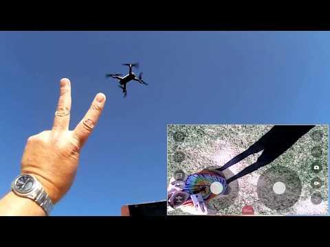 SG700 Optical Position Folding Selfie FPV Camera Drone Flight Test Review - UC90A4JdsSoFm1Okfu0DHTuQ