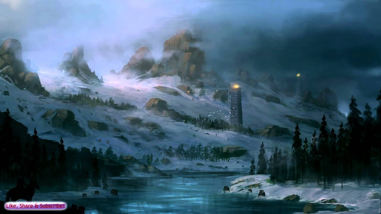 Epic Fantasy Music   Battle In The North   Ambient Fantasy
