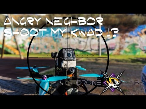 Neighbor Shoots my Drone after an amazing PlayGround FPV Session - UCLW_fm677MnspBkAEa3CSFQ