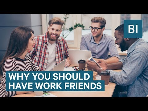 A happiness expert explains why having work friends is vital to your success - UCcyq283he07B7_KUX07mmtA