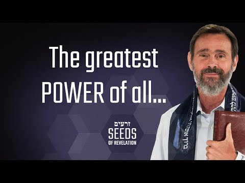 The greatest POWER of all