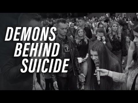 Demons Behind Suicide