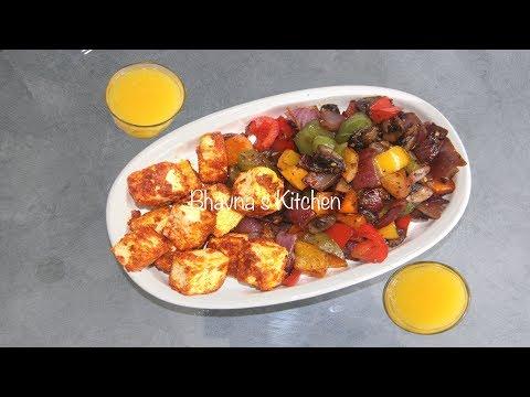 Express Vegan Gluten Free Meal : Tofu & Vegetables Stir Fry Video Recipe   Bhavna's Kitchen