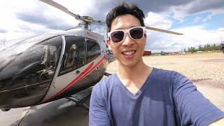 My Dream of Riding a Helicopter