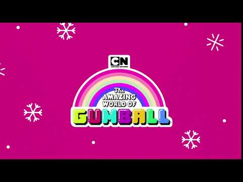Cartoon Network - Holiday Hangout - NEXT: The Amazing World of Gumball