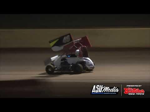 Formula 500 Juniors: A-Main - Maryborough Speedway - 15.05.2021 - dirt track racing video image