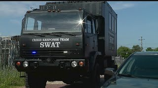 Valley's SWAT unit stays vigilant for potential standoff situations