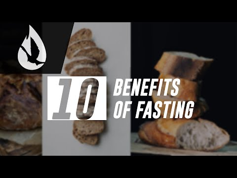 10 Benefits of Fasting
