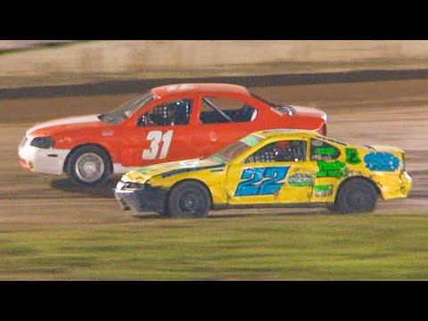 Challenger Feature | Eriez Speedway | 8-8-21 - dirt track racing video image