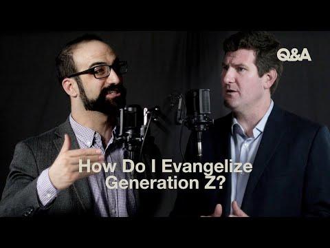 Derek Rishmawy and Cameron Cole  How Do I Evangelize Generation Z?  TGC Q&A