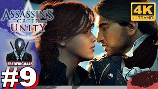 ASSASSIN'S CREED UNITY [FR] Séquence 9 100% Synchro 4K