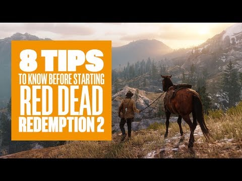 8 Tips You Need To Know Before You Start Red Dead Redemption 2 - Red Dead Redemption 2 Gameplay - UCciKycgzURdymx-GRSY2_dA