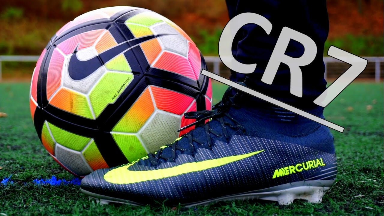 separation shoes 9396a 96e3c Cristiano Ronaldo Boots Test | Nike Mercurial Superfly 5 ...