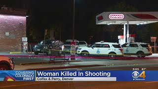 Woman Dies After Shooting With Denver Police