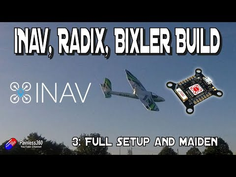 iNav 2.1/Radix/Bixler Build Series: 3. Final setup and maiden - UCp1vASX-fg959vRc1xowqpw
