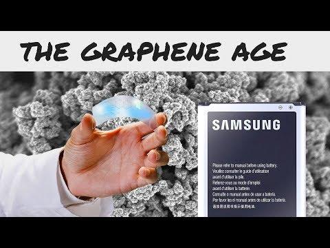 The Age of Graphene: Samsung's Revolutionary Battery Technology - UCvPBwFtlth679NMXM2jsxlg