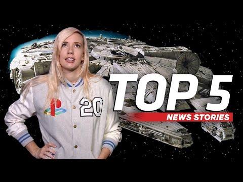 EA Refused Star Wars: Rogue Squadron Style Game - IGN Daily Fix - UCKy1dAqELo0zrOtPkf0eTMw