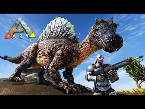 ARK: Survival Evolved - TAMING A SPINO!! (ARK Ragnarok Gameplay) - UC2wKfjlioOCLP4xQMOWNcgg
