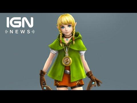 Linkle: First Female Link and Zelda Hyrule Warriors Legends 3DS Release Date - IGN News - UCKy1dAqELo0zrOtPkf0eTMw