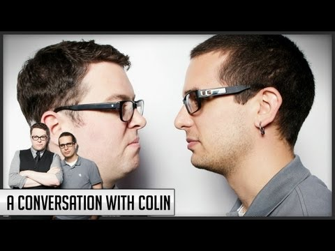 What's Annoying About Greg Miller and Colin Moriarty? - A Conversation with Colin - UCb4G6Wao_DeFr1dm8-a9zjg