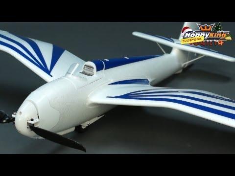 HobbyKing Super Daily - Habicht Powered Glider EPO 1480mm (PNF) - UCkNMDHVq-_6aJEh2uRBbRmw
