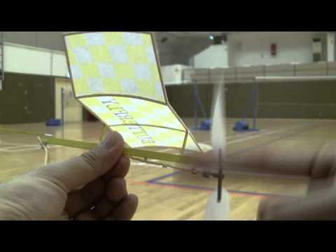 Butterfly Indoor Airplane - UCf0Ssq6zQFD7Esx6fYBdTgQ