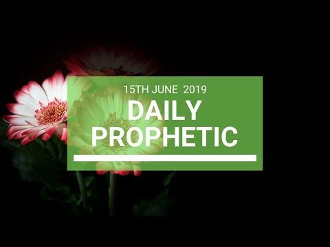 Daily Prophetic   June 15 Word 4
