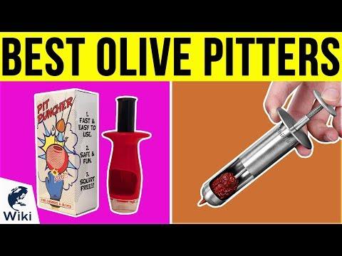 10 Best Olive Pitters 2019 - UCFORGItDtqazH7OcBhZdhyg
