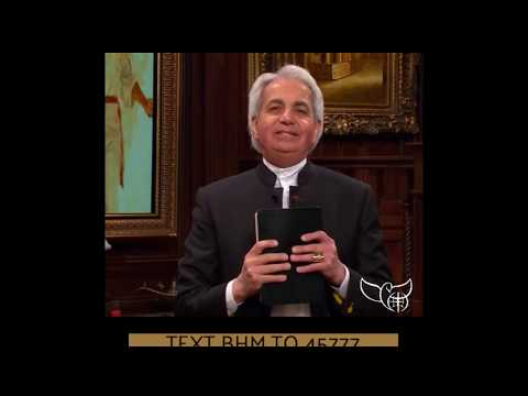 Partnership Minute with Pastor Benny Hinn