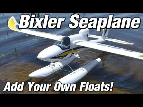 Adding Floats to a Bixler / SkySurfer / AXN / Hawksky / EasyStar - UCF9gBZN7AKzGDTqJ3rfWS5Q