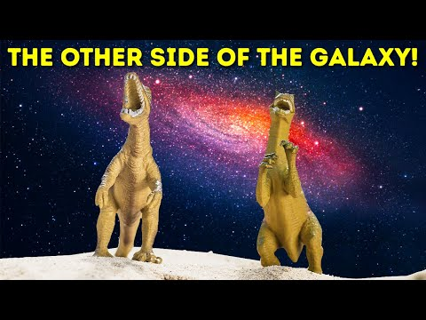 Dinosaurs Lived On the Other Side of the Galaxy!