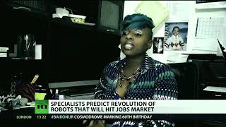 🐙 Robots will steal your jobs! Automation ai artificial intelligence machine self learning driving