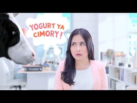 Cimory Yogurt Drink Komersial