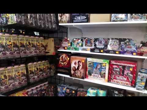 Yu-Gi-Oh! - Tour En La Tienda Del Mame - default