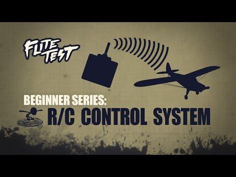 Flite Test: RC Planes for Beginners: R/C Control System - Beginner Series - Ep. 3 - UC9zTuyWffK9ckEz1216noAw