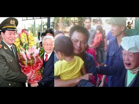 Ai chống lưng cho CT Long Sơn cướp đất của dân gây hậu quả nghiêm trọng ?