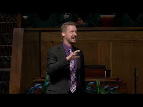Sermon - 10/06/2019 - Pastor Ben Anderson - Christ Church Nashville