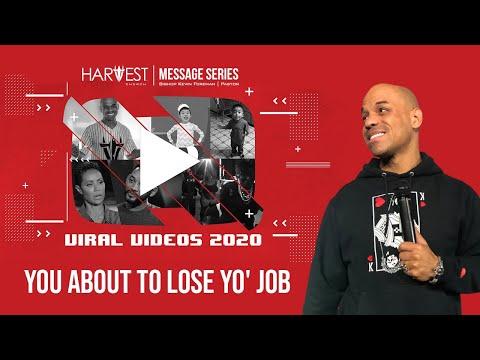 Viral Videos 2020 - You About To Lose Yo'  - Bishop Kevin Foreman