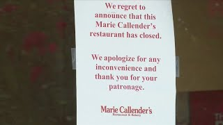 Marie Callender's files bankruptcy, closing 19 locations, including the only two in Fresno